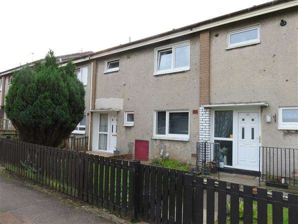 4 Bedrooms Terraced House for sale in Highcross Ave, Coatbridge