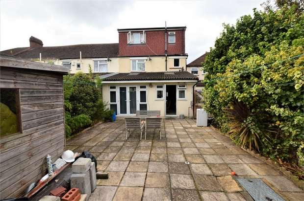 7 Bedrooms End Of Terrace House for sale in Lyndhurst Avenue, London