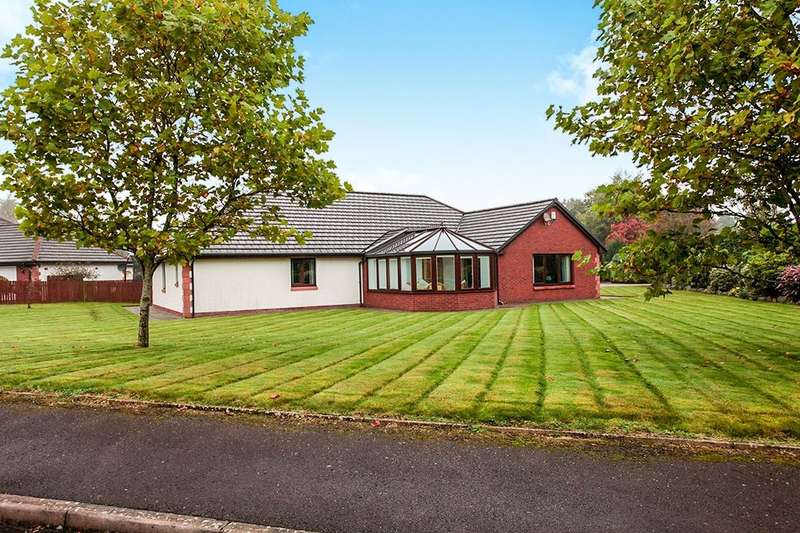 4 Bedrooms Detached Bungalow for sale in Maxwelltown Gardens, Dumfries, DG2