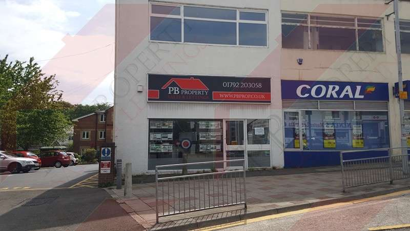 Office Commercial for rent in Gower Road, Sketty, Swansea, SA2 9BX