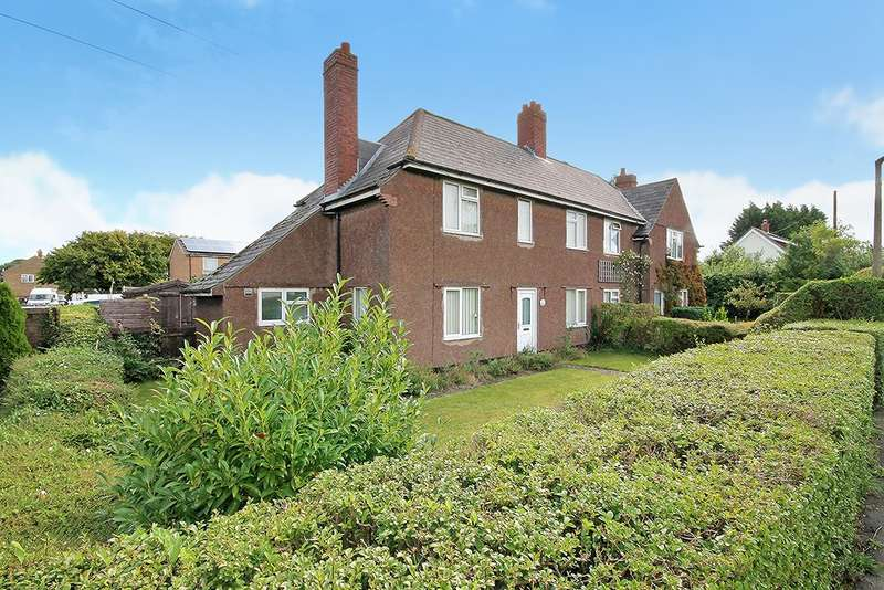 3 Bedrooms Semi Detached House for sale in Toft Way, Great Wilbraham, CB21 5JJ