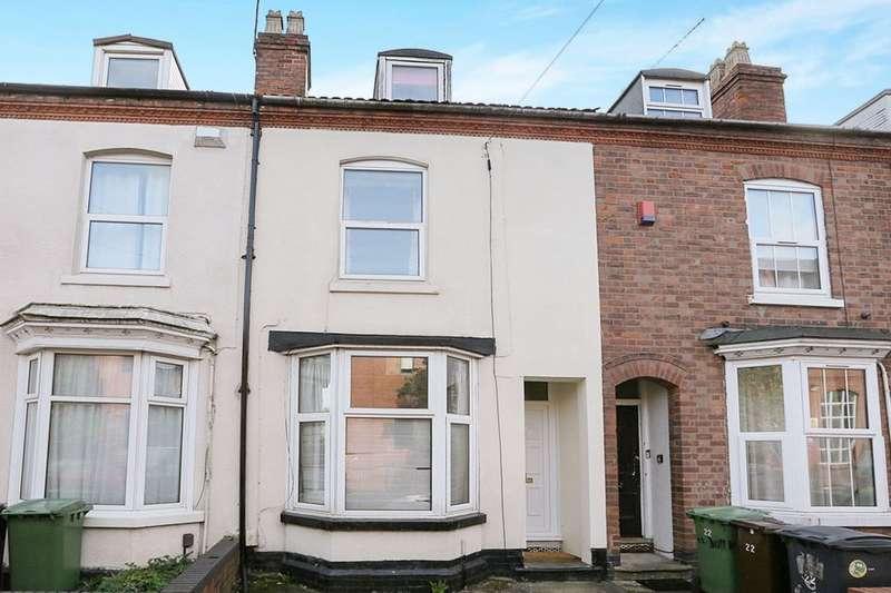3 Bedrooms Property for sale in Dunkley Street, Wolverhampton, WV1