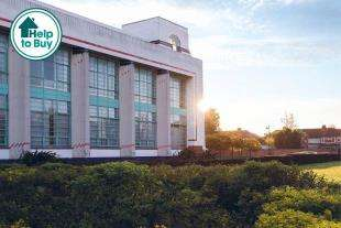 2 Bedrooms Flat for sale in The Hoover Building, Perivale, London