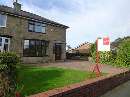 3 Bedrooms Semi Detached House for sale in Barden Lane, Burnley, Lancashire