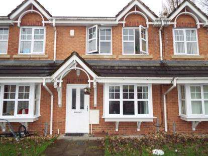3 Bedrooms House for sale in Stephen Oake Close, Manchester, Greater Manchester