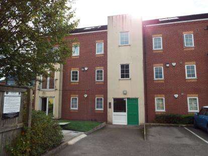 2 Bedrooms Flat for sale in Windermere Court, Windermere Road, Leigh, Greater Manchester