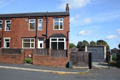 2 Bedrooms End Of Terrace House for sale in Henley View, Bramley, Leeds, West Yorkshire