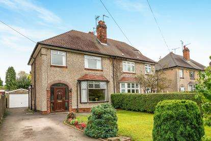 4 Bedrooms Semi Detached House for sale in Cannock Road, Stafford, Staffordshire