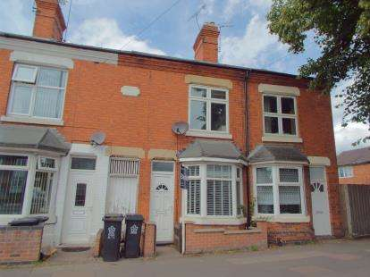 2 Bedrooms Terraced House for sale in Saffron Lane, Leicester, Leicestershire