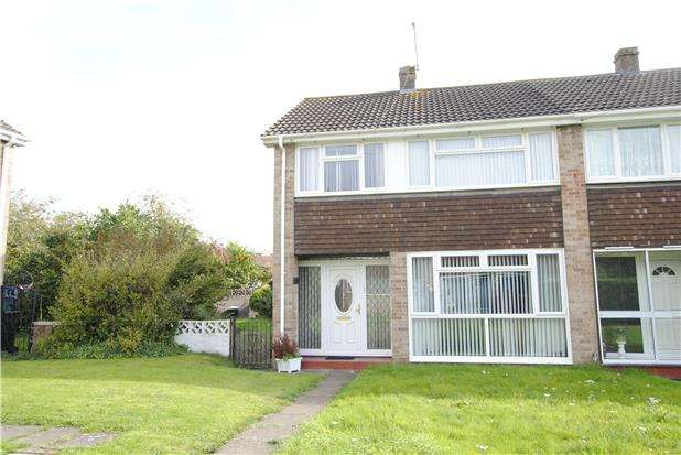 3 Bedrooms End Of Terrace House for sale in Ashton Drive, Ashton Vale, Bristol, BS3 2QA