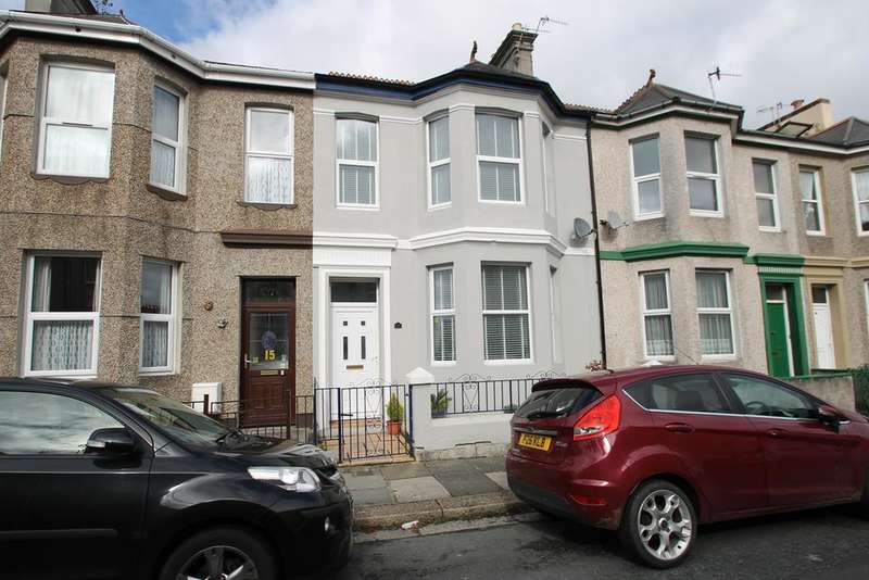 3 Bedrooms Terraced House for sale in Prince Rock