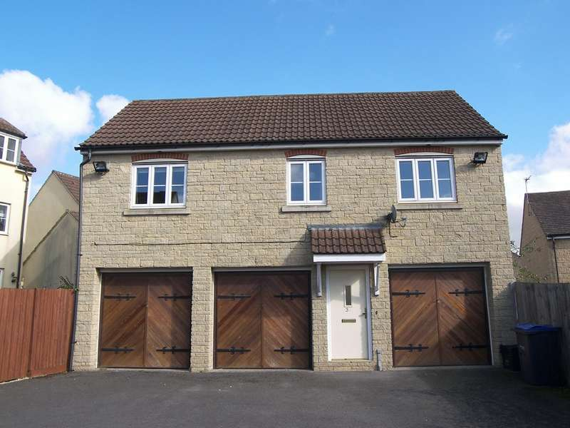 2 Bedrooms Flat for sale in Buckthorn Row, Corsham