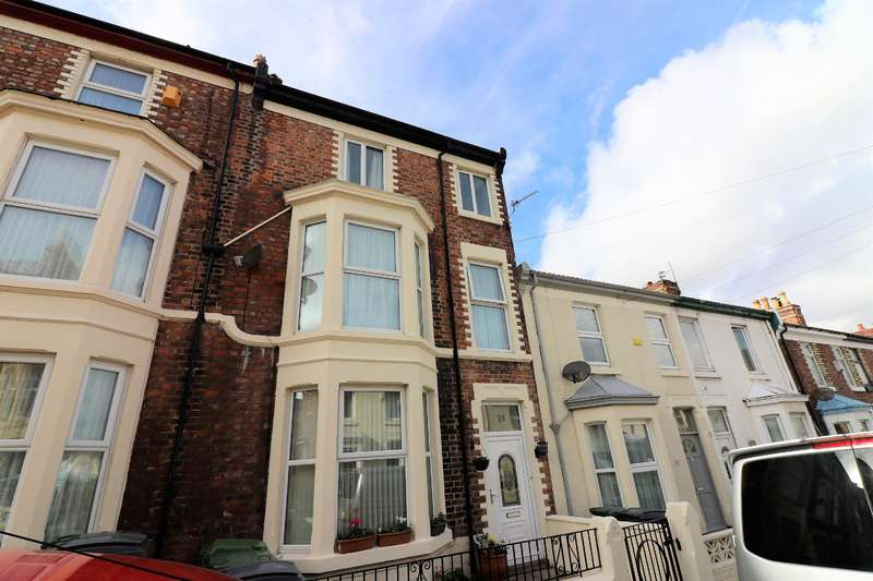 5 Bedrooms House for sale in Windsor Street, Wallasey, CH45 2JZ