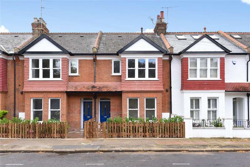 2 Bedrooms Apartment Flat for sale in Rofant Road, Northwood, Middlesex, HA6