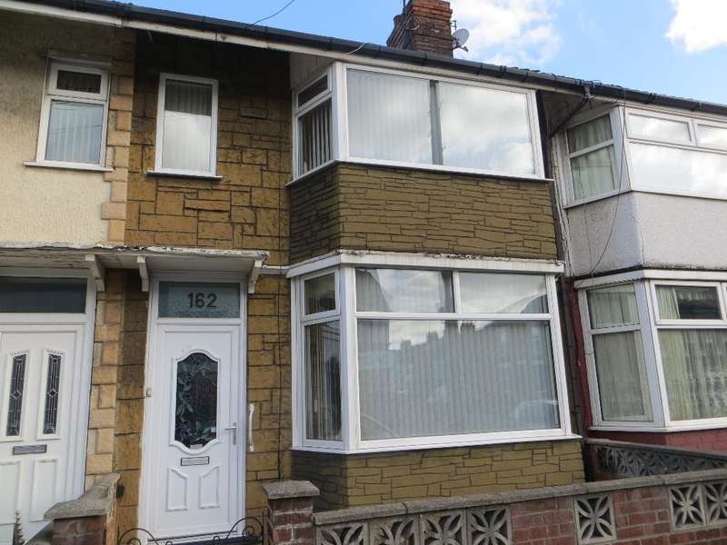 2 Bedrooms Terraced House for sale in Chanterlands Avenue, Hull, HU5 3TR