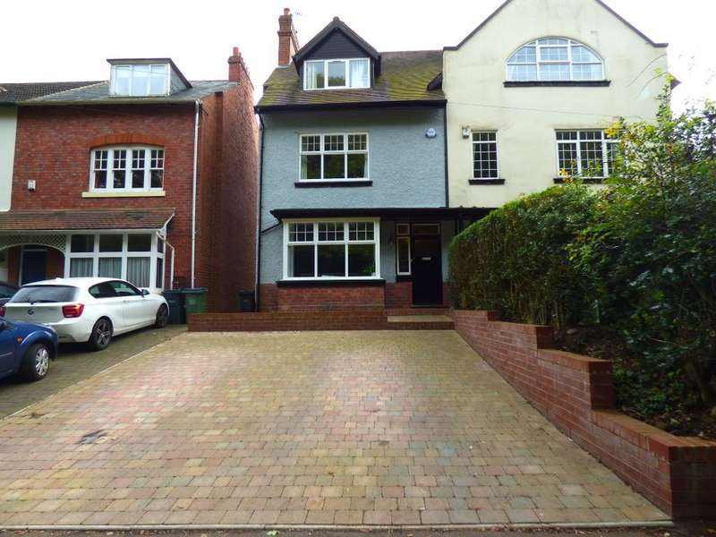 5 Bedrooms Semi Detached House for sale in Lightwoods Hill, Warley, Birmingham, B67 5EB