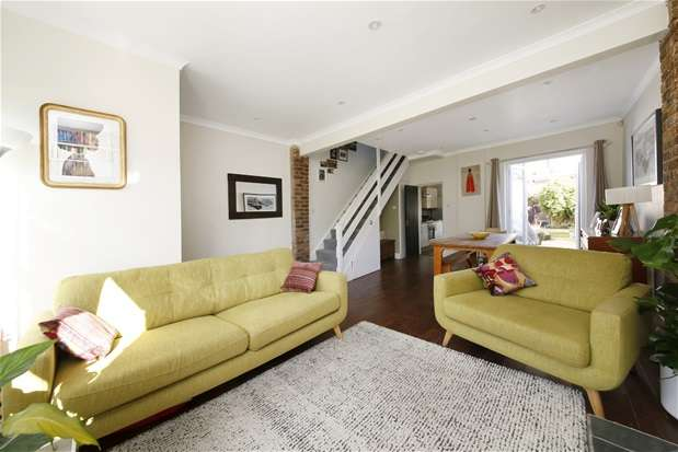 3 Bedrooms Terraced House for sale in Hamilton Road, West Norwood