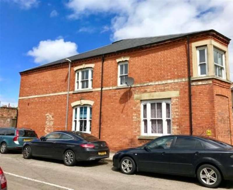 2 Bedrooms Ground Flat for sale in Artizan Road, Northampton, Northamptonshire, NN1 4HR