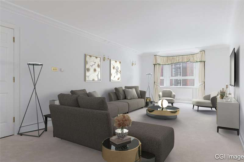 3 Bedrooms Flat for sale in Sovereign Court, 29 Wrights Lane, London, W8