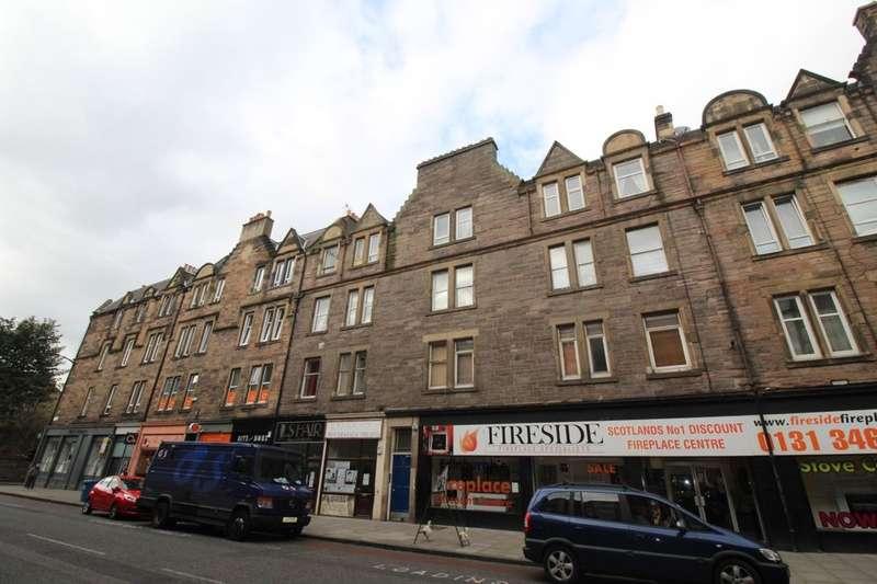 1 Bedroom Flat for sale in Gorgie Road, Edinburgh, EH11