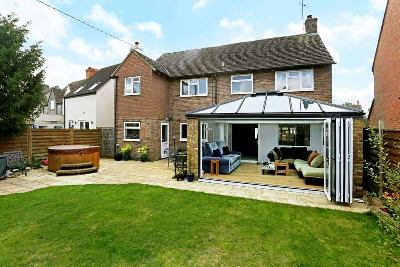 4 Bedrooms Detached House for sale in Bridge Road, Frampton on Severn, Gloucestershire, GL2 7HA