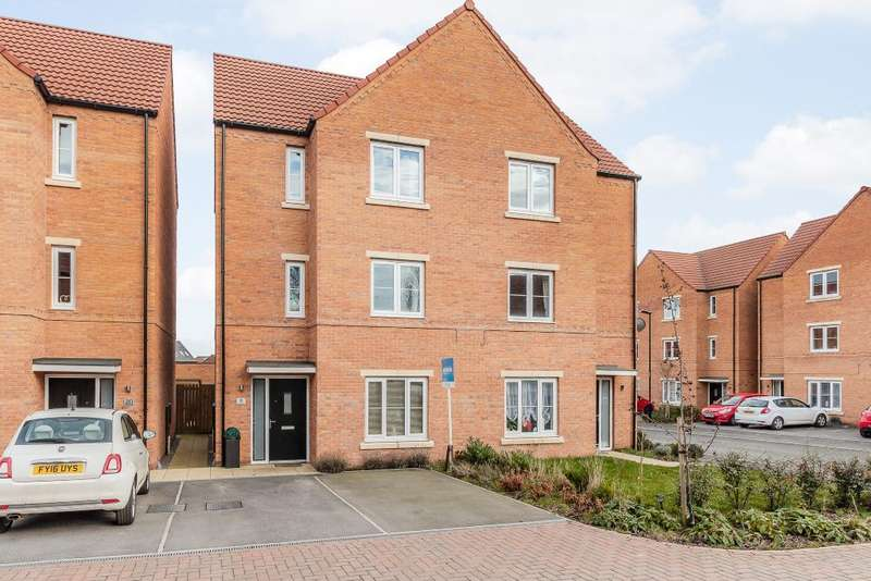 3 Bedrooms Semi Detached House for sale in Heron Drive, Mexborough, Nr Rotherham, South Yorkshire S64