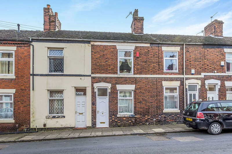 2 Bedrooms Terraced House for sale in St. Aidans Street, Stoke-On-Trent, ST6