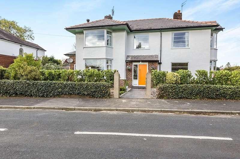 4 Bedrooms Detached House for sale in Royal Avenue, Fulwood, Preston, PR2
