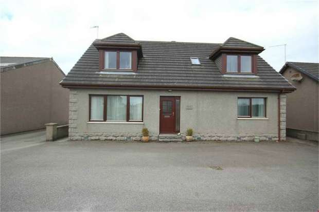4 Bedrooms Detached House for sale in North Street, Mintlaw, Peterhead, Aberdeenshire
