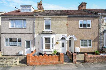 3 Bedrooms Terraced House for sale in Hythe Road, Swindon, Wiltshire