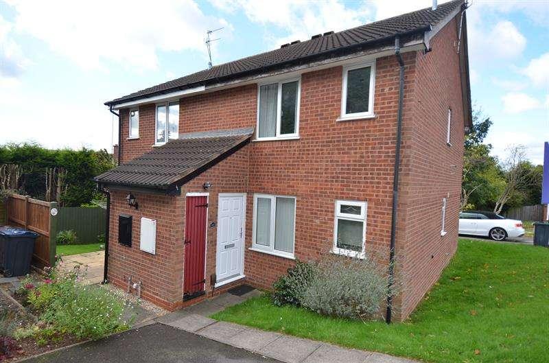 1 Bedroom Ground Maisonette Flat for sale in Cocksmead Croft, Kings Heath, Birmingham