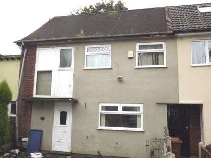 3 Bedrooms Terraced House for sale in Blackberry Lane, Brinnington, Stockport, Greater Manchester