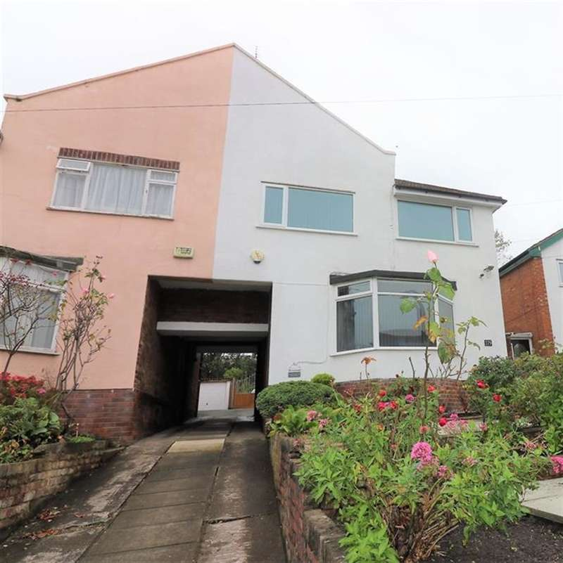 4 Bedrooms House for sale in Seabank Road, Wallasey, CH45 7PD