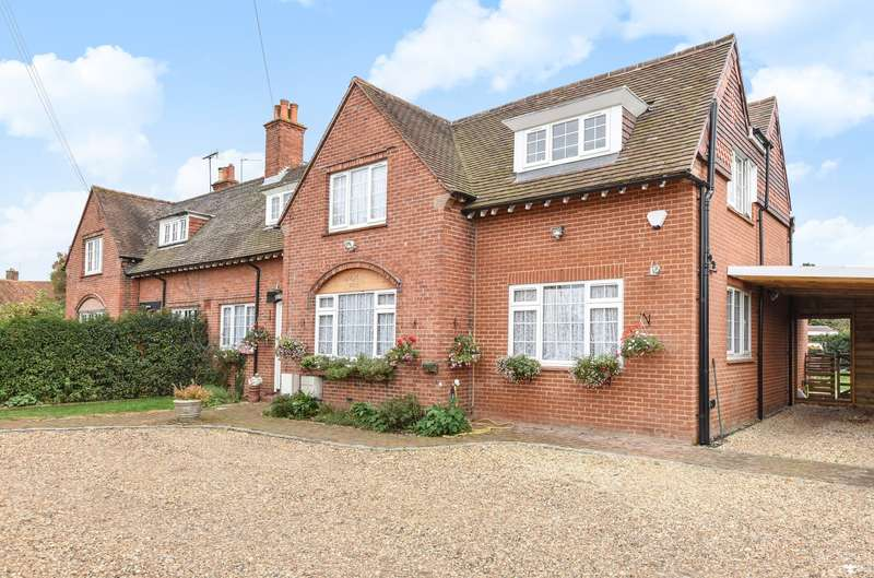 4 Bedrooms Semi Detached House for sale in Mayford