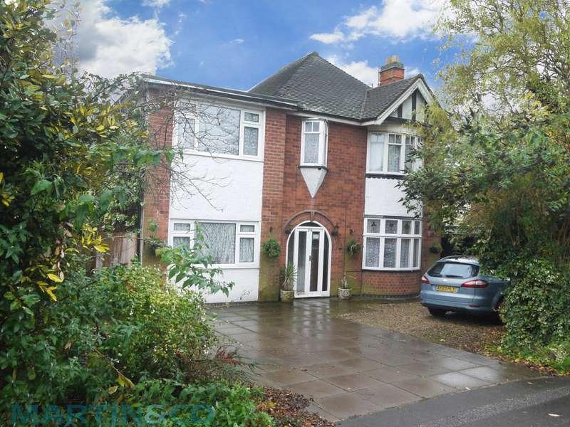 4 Bedrooms Detached House for sale in Cross Lane, Mountsorrel LE12