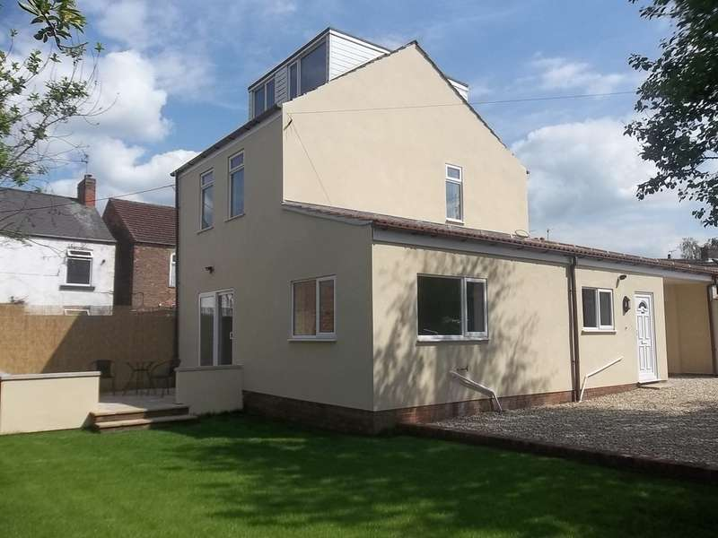 4 Bedrooms Detached House for sale in Chapel Lane, Morton DN21