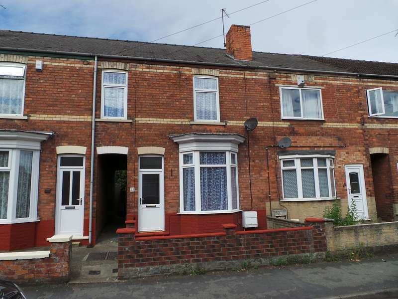 3 Bedrooms Terraced House for sale in Campbell Street, Gainsborough DN21