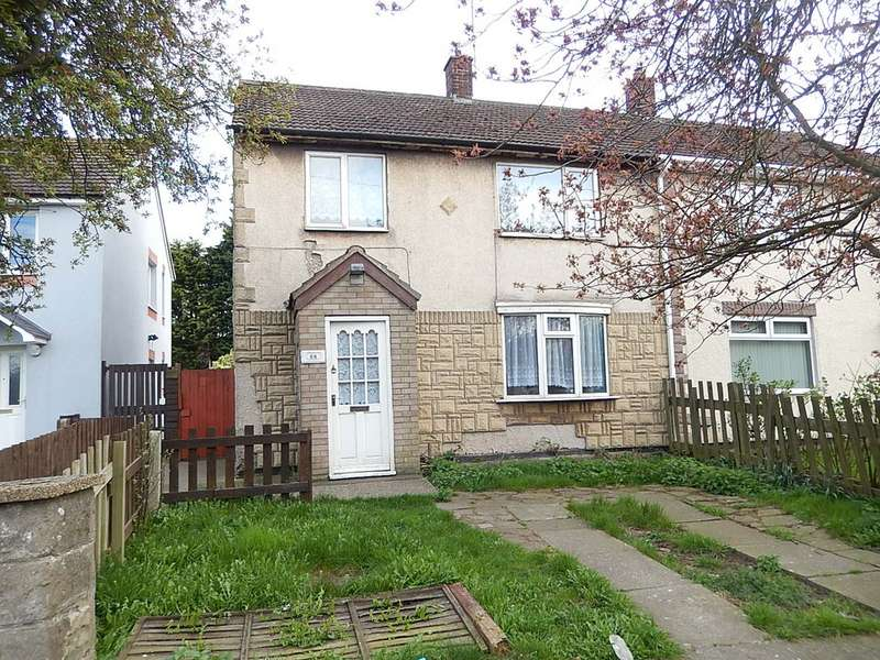 3 Bedrooms Semi Detached House for sale in Southfield Road , Scunthorpe DN16