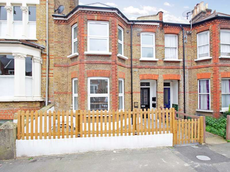 2 Bedrooms Flat for sale in Wiverton Road, LONDON, SE26
