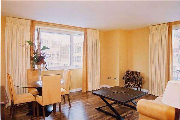 2 Bedrooms Flat for sale in BURWOOD PLACE, MARBLE ARCH, W2