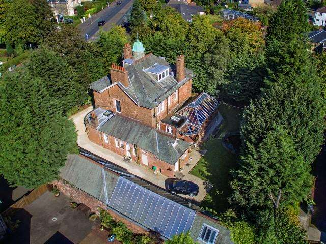 6 Bedrooms Detached House for sale in Towerdene, 295 Southbrae Drive, Jordanhill, G13 1TR