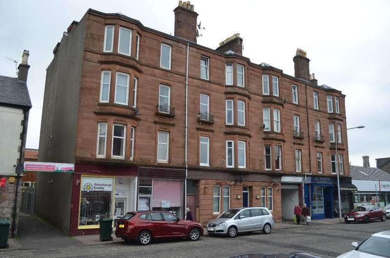 2 Bedrooms Flat for sale in West Princes Street, Flat 2/2, Helensburgh, Argyll Bute, G84 8XD