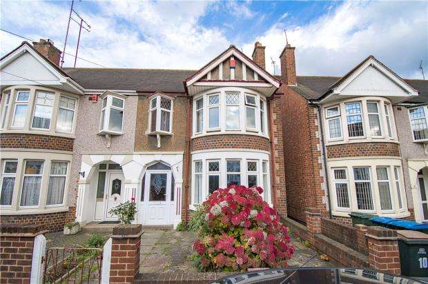 3 Bedrooms End Of Terrace House for sale in Anthony Way, Copsewood, Coventry, West Midlands