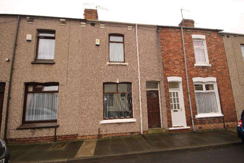 2 Bedrooms Terraced House for sale in Keswick Street, Hartlepool