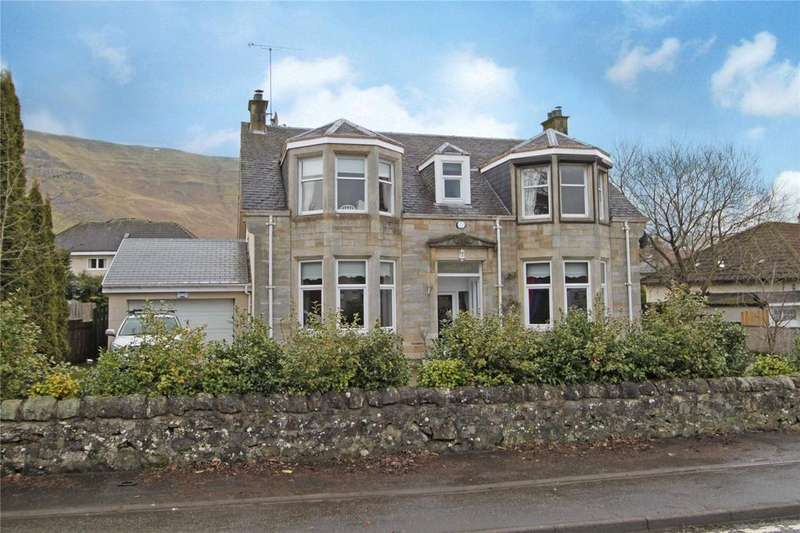 4 Bedrooms Detached House for sale in Glen Road, Lennoxtown, Glasgow