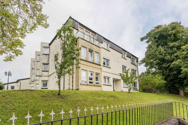 2 Bedrooms Flat for sale in Hamilton Road, Mount Vernon, Glasgow, G32 9QT