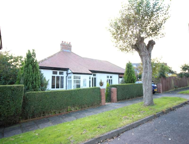 2 Bedrooms Detached House for sale in Collingwood Road, Wellfield, Whitley Bay, NE25
