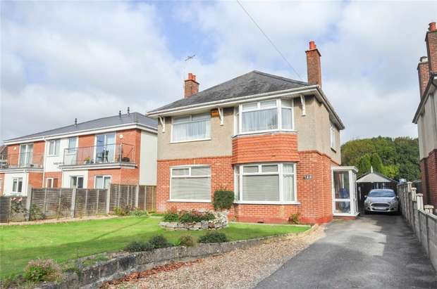 3 Bedrooms Detached House for sale in Leigh Road, WIMBORNE, Dorset