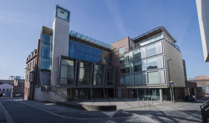 1 Bedroom Serviced Apartments Flat for sale in Arthouse Square, 61-69 Seel Street, Liverpool, L1