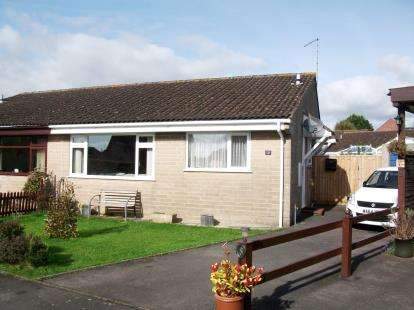 2 Bedrooms Bungalow for sale in Wincanton, Somerset